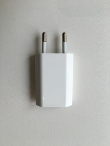 iPhone genuine charger A1400 MD813 EU spec
